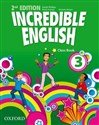 Obrazek Incredible English 3 Class book