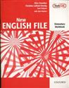 Image de New English File Elementary Workbook without key + CD