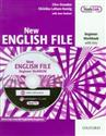 Image de New English File Beginner Workbook with key