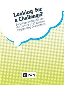 Image sur Looking for a challenge? The ultimate problem set from the University of Warsaw programming competition