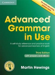 Image sur Advanced Grammar in Use Book with Answers and eBook