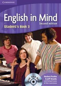 Image sur English in Mind 3 Student's Book with DVD-ROM