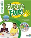 Image de Give Me Five! 4 Pupil's Book Pack MACMILLAN