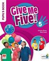 Image de Give Me Five! 5 Pupil's Book Pack MACMILLAN