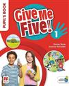 Image de Give Me Five! 1 Pupil's Book Basic Pack MACMILLAN