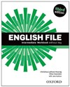 Image de English File Intermediate Workbook