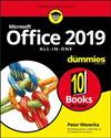 Obrazek Office 2019 All-in-One For Dummies
