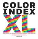Image de Color Index XL More than 1100 New Palettes with CMYK and RGB Formulas for Designers and Artists