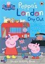 Obrazek Peppa's London Day Out Sticker Activity Book