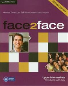 Image sur face2face Upper Intermediate Workbook with Key