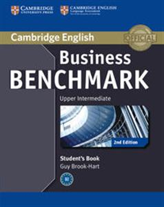 Image sur Business Benchmark Upper Intermediate Student's Book