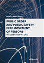 Image de Public order and public safety - free movement of persons
