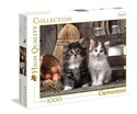 Obrazek Puzzle Lovely Kittens 1000