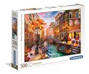 Image de Puzzle High Quality Collection Sunset over Venice 500