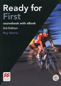 Obrazek Ready for First Coursebook with eBook
