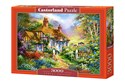 Obrazek Puzzle Forest Cottage 3000