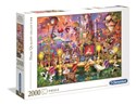 Obrazek Puzzle High Quality Collection The Circus 2000