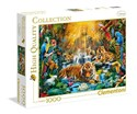 Obrazek Puzzle High Quality Collection Mystic Tigers 1000