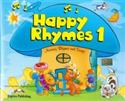 Obrazek Happy Rhymes 1 Pupil's Book + CD + DVD