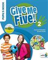 Image de Give Me Five! 2 Pupil's Book Pack MACMILLAN